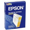 Картридж Epson Stylus Color 3000 Yellow (o) 110ml S020122