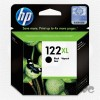 Картридж HP №122XL  Black Ink Cartridge with Vivera Ink (o)HP Deskjet 1050/ 2050/2050s CH563HE (480стр.)